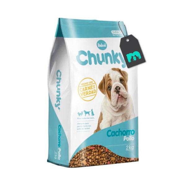 Chunky Cachorros Pollo