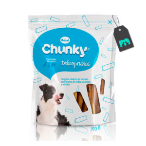 Snack Chunky Delicaprichos Rellenos de Tocineta