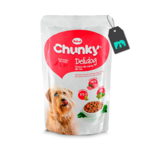 Chunky Six Pack Pouch Multisabor