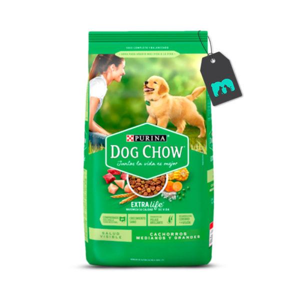 Dog Chow Cachorros Medianos y Grandes