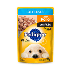 Pedigree Pouch Puppy Pollo