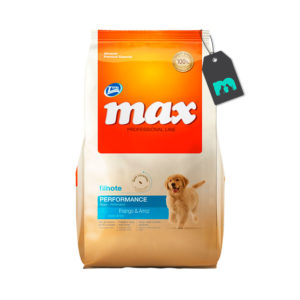 Total max performance cachorro