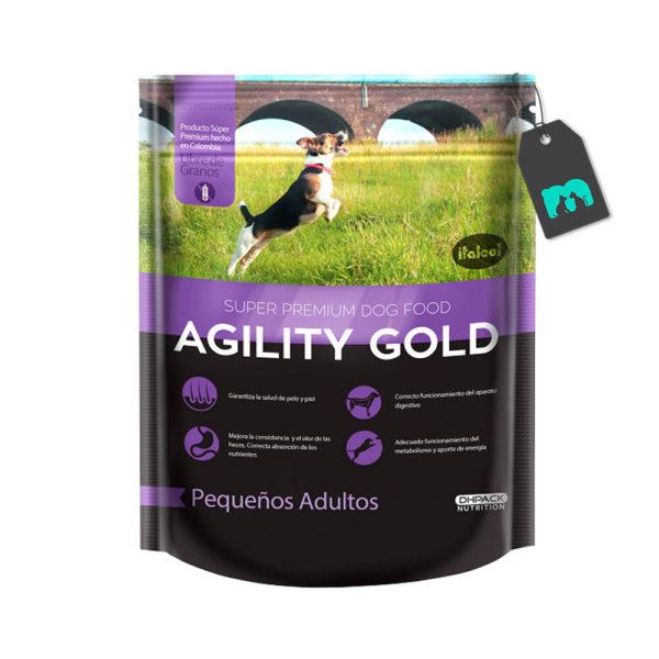 Agility Gold Pequeños Adultos
