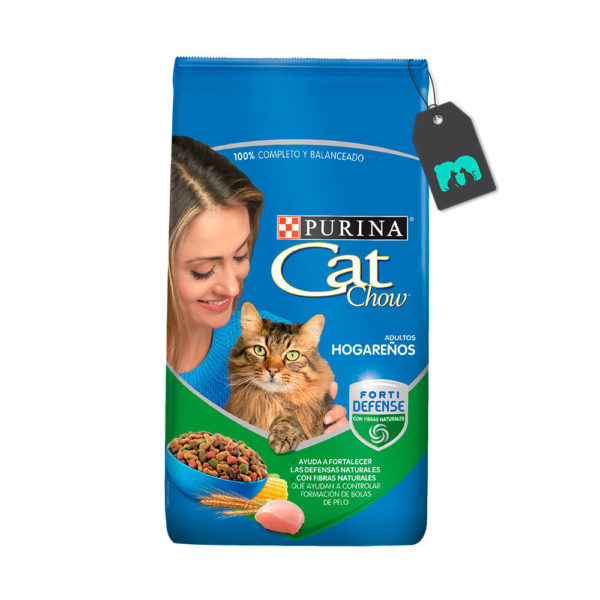 Cat Chow Adultos Hogareños