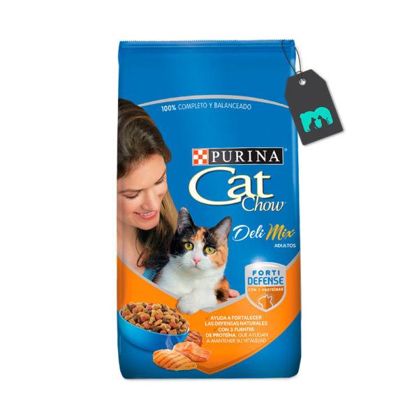 Cat Chow Delimix