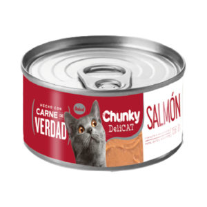 Chunky Delicat Lata Salmon