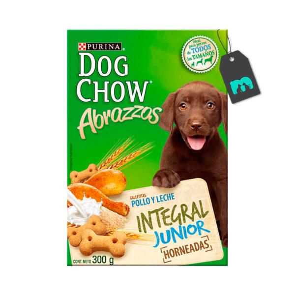 Dog Chow Abrazzos Junior 300 gr.
