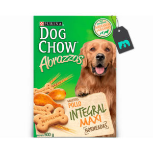 Dog Chow Abrazzos Maxi 500 gr.