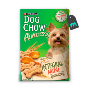 Dog Chow Abrazzos Integral Mini 500 gr.