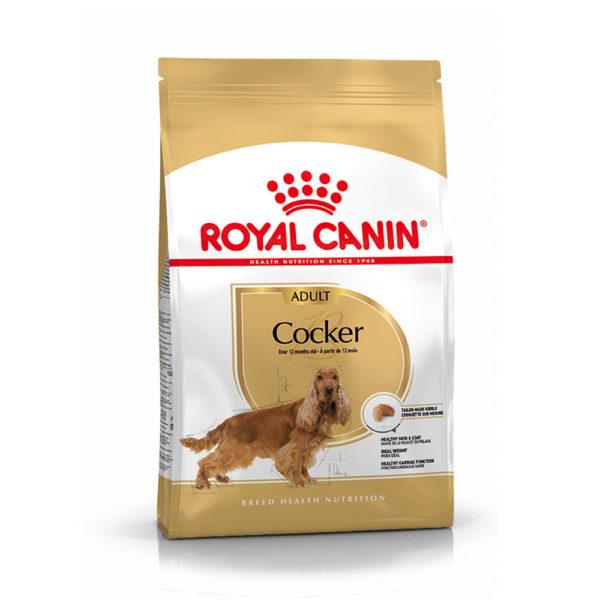 Royal Canin Breed Health Nutrition Cocker