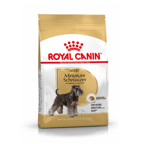 Royal Canin Breed Health Nutrition Schnauzer Adulto