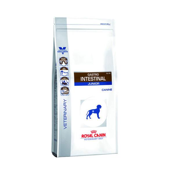 Royal Canin Veterinaryv Diet Dog Gastro Intestinal Junior
