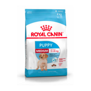 Royal Canin Size Health Nutrition Medium Puppy