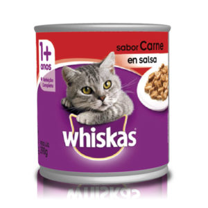 Whiskas Lata Carne
