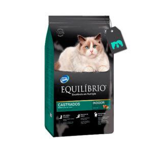 Equilibrio Gato Mature Castrado