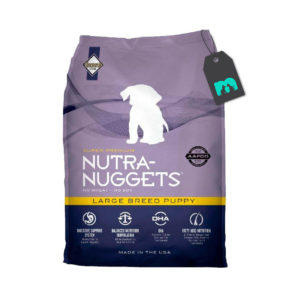 Nutra Nuggets Cachorro Raza Grande (15-Kg)