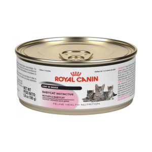 Royal Canin Babycat Lata Instinctive Wet 156 gr