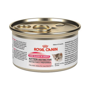 Royal Canin Cat Kitten Lata Instinctive Wet