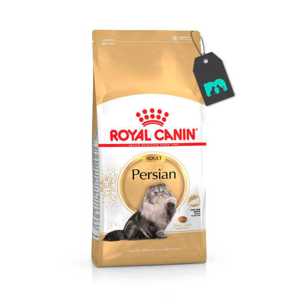 Royal canin feline nutrition persian