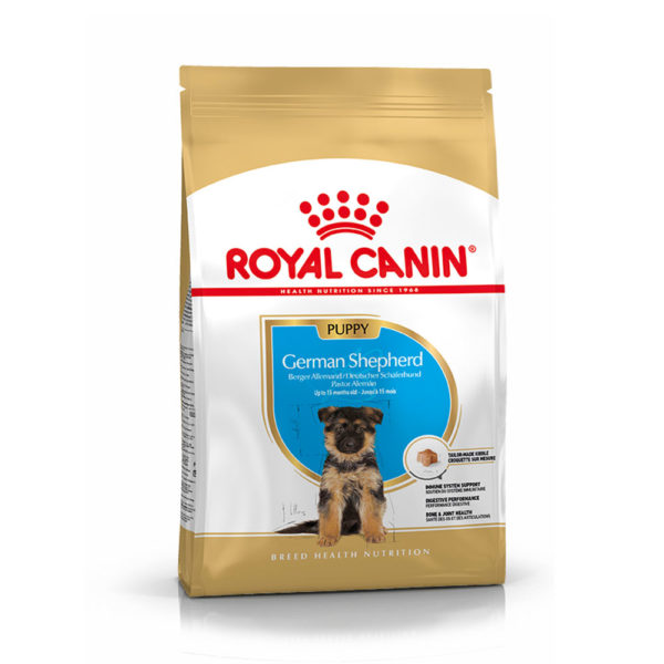 Royal Canin Breed Health Nutrition Pastor Aleman Puppy
