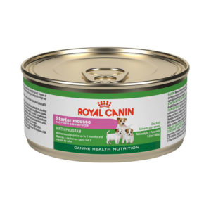 Royal Canin Dog Lata Starter Mousse x 165g