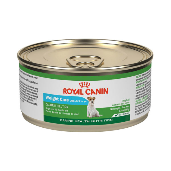 Royal Canin Dog Lata Weight Care x 165g
