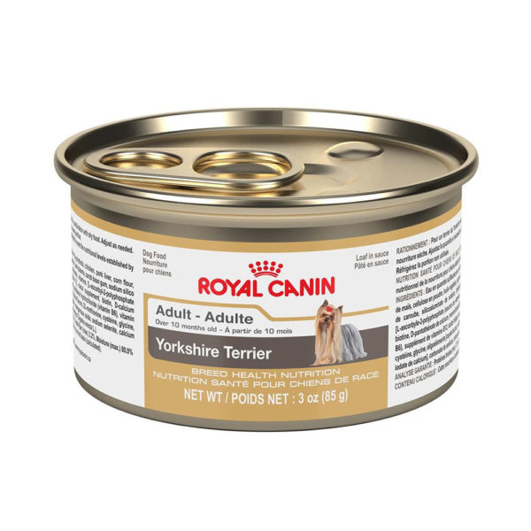 Royal Canin Dog Lata Yorkshire x 85g