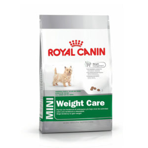Royal Canin Size Health Nutrition Mini Weight Care