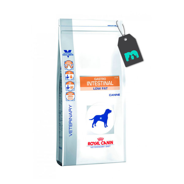 Royal Canin Veterinary Diet Dog Gastro Intestinal Low Fat