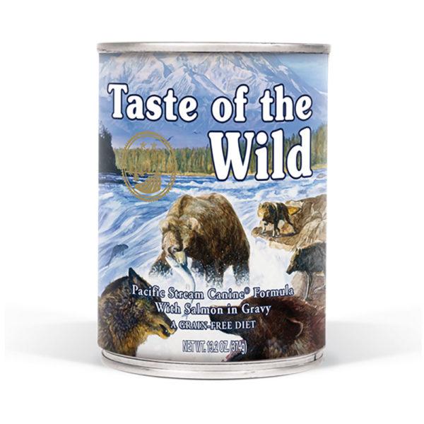 Taste of The Wild Lata Salmon Pacific Stream 374 gr