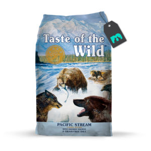 Taste Of The Wild Pacific Stream Canine Recipe con Salmón Ahumado