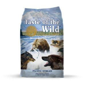 Taste Of The Wild Pacific Stream Canine Recipe con Salmón Ahumado