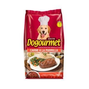 Dogourmet Carne A La Parrilla Adulto