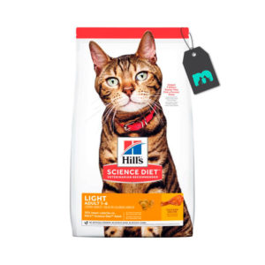 Hill's Gato Adulto Light
