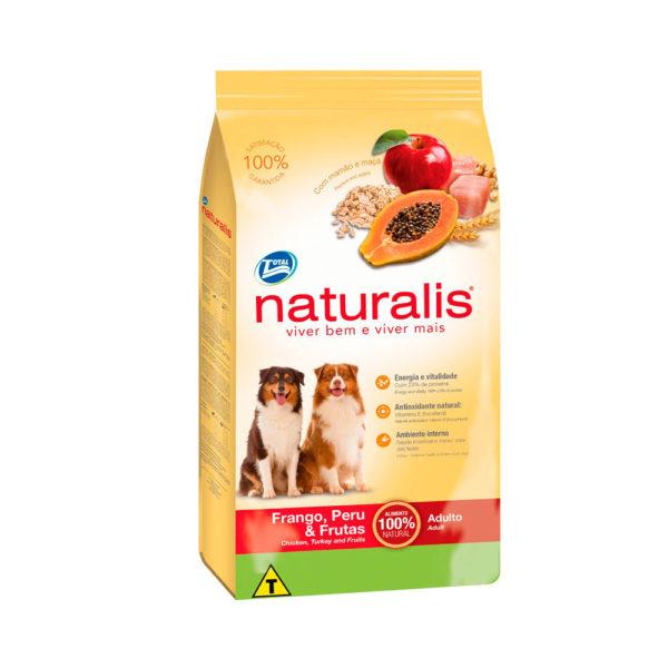 Naturalis Adulto Pollo Pavo y Frutas
