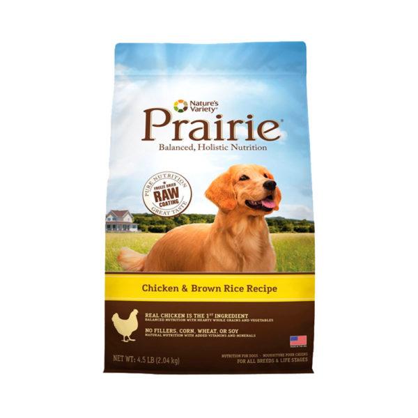 Prairie Pollo y Arroz Integral