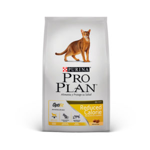 Peo Plan Cat Reduced Calorie Con Optifit