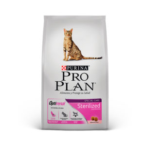Pro Plan Cat Sterilized Salmón y Arroz
