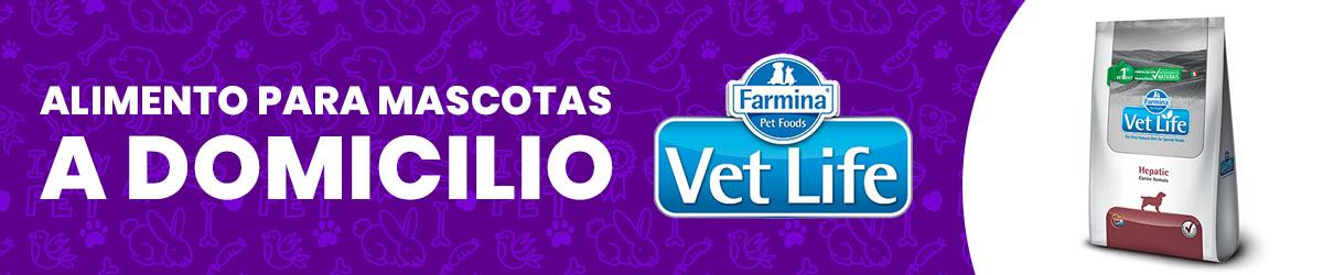 Comida para perros y gatos Vet Life