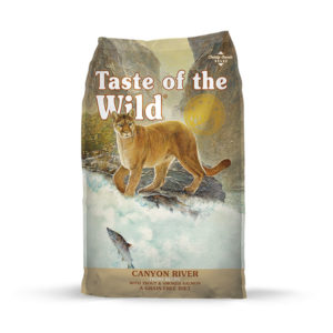 Taste Of The Wild Canyon River Trucha y Salmón Ahumado