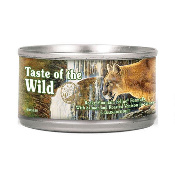 Taste of The Wild Lata Rocky Mountain