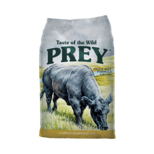Taste Of The Wild Prey Angus Beef Gato