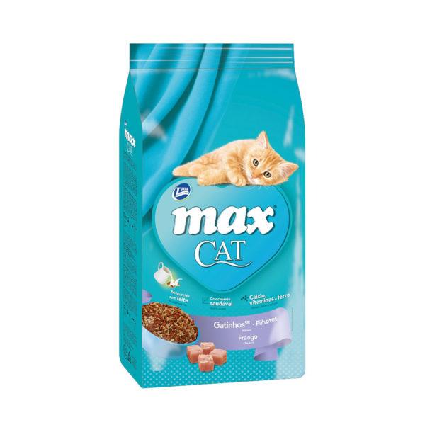 Total Max Cat Gatitos - Filhotes para Gatitos