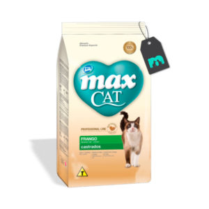 total max gatos castrados