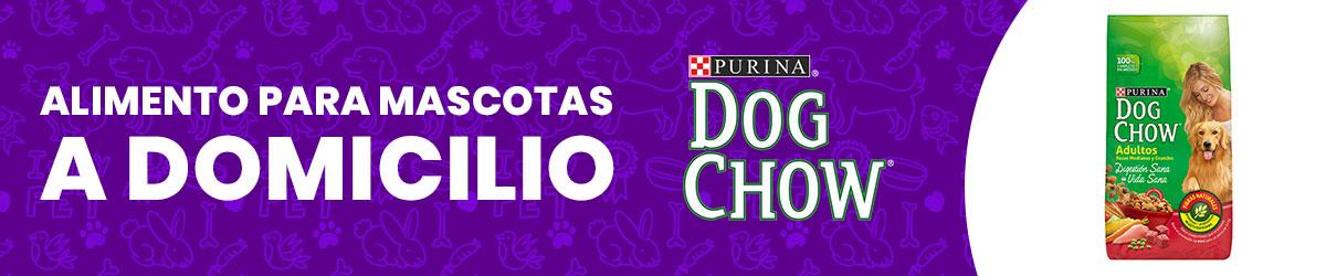 Comida para perros y gatos Dog Chow