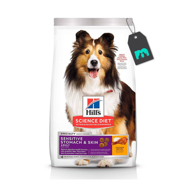 Hill's Perro Adulto Sensitive Stomach And Skin