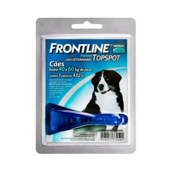Frontline Top Spot De 40 a 60 Kg