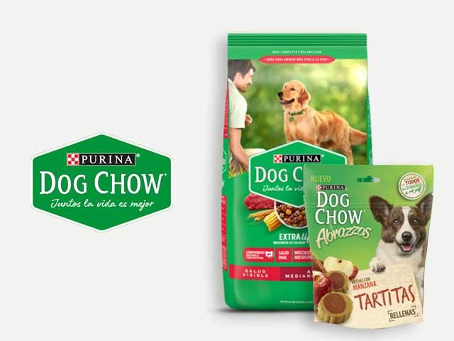 Comida para perro y gato Dog Chow