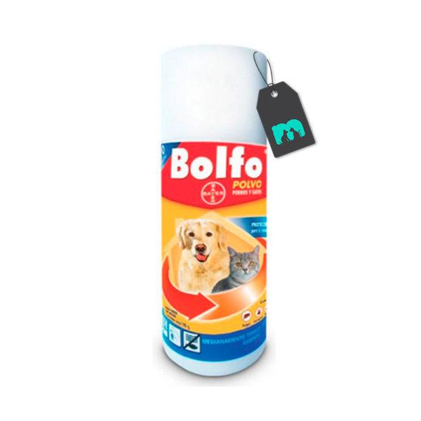 Bolfo Polvo Perros y Gatos