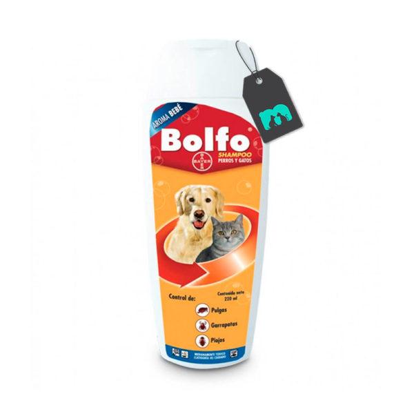 Bolfo Shampoo Perros y Gatos